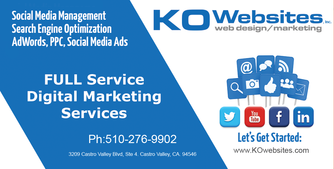 Bay Area San Jose SEO Services San Francisco | Web Design