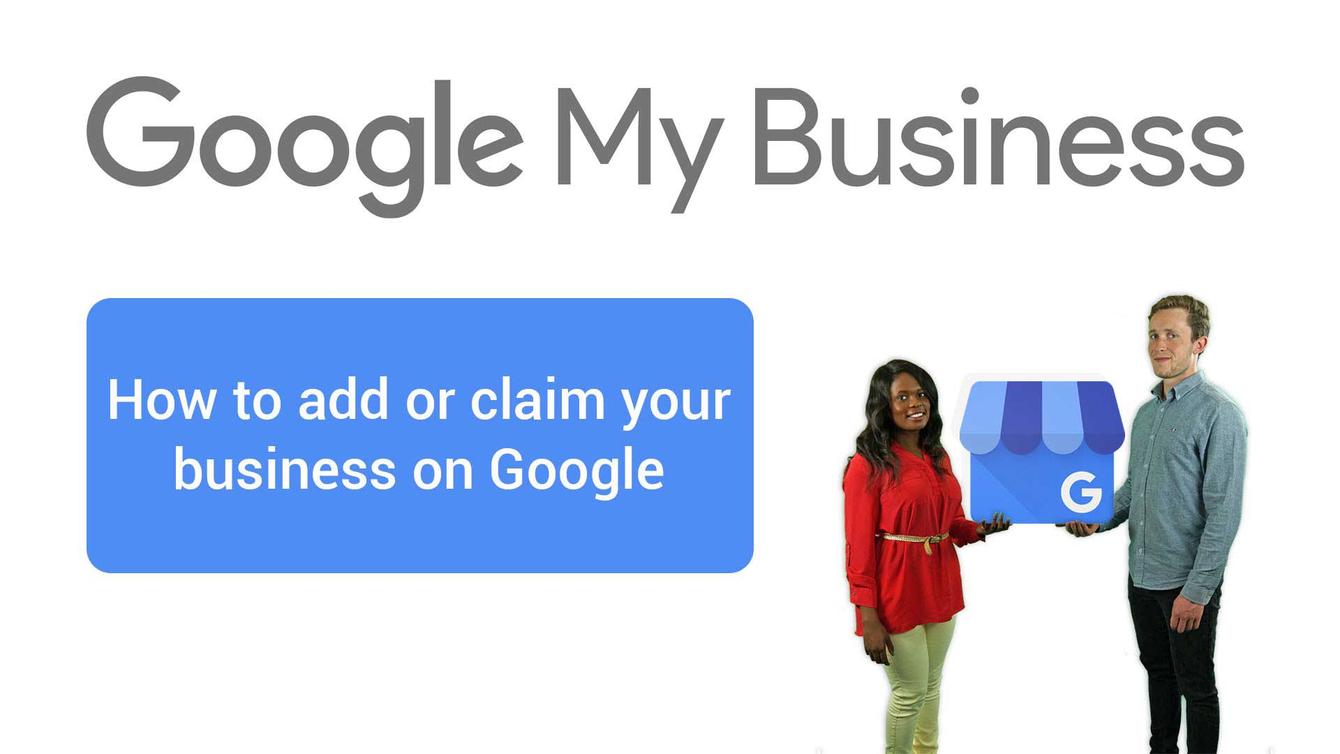 google my business claiming and benefits