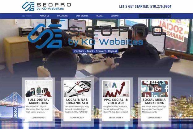 web design, web designers bay area