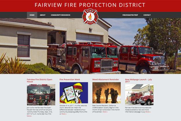 Public Services Website Design Bay Area