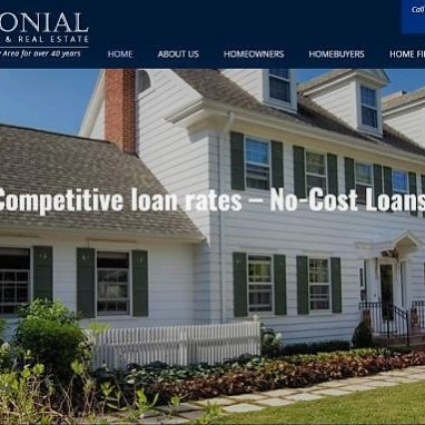 KO Websites Launches New Colonial Mortgage and Real Estate Website