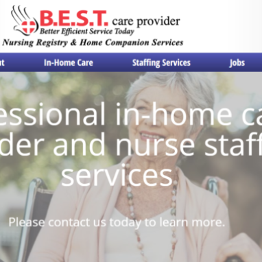 Bay Area In-Home Care Provider Launches New Website with KO Websites