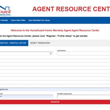 KO Websites Create Agent Resource Center for Home Warranty Company