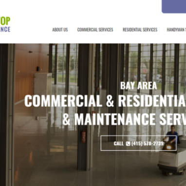 Office Maintenance Company Launches New WordPress Website