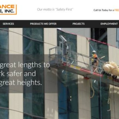 KO Websites Creates New Website for Bay Area Scaffolding Company