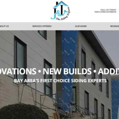 Windows, Siding and Framing Specialists Launches WordPress Website with KO Websites