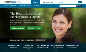 healthcare-gov-website