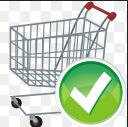 website e-commerce shopping cart