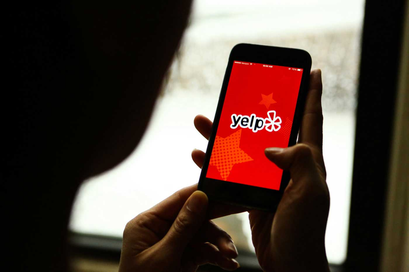 Yelp Mobile Ads