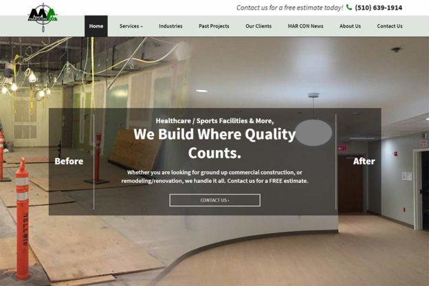 web designers, professional websites, bay area