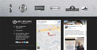 web design bay area, San Jose