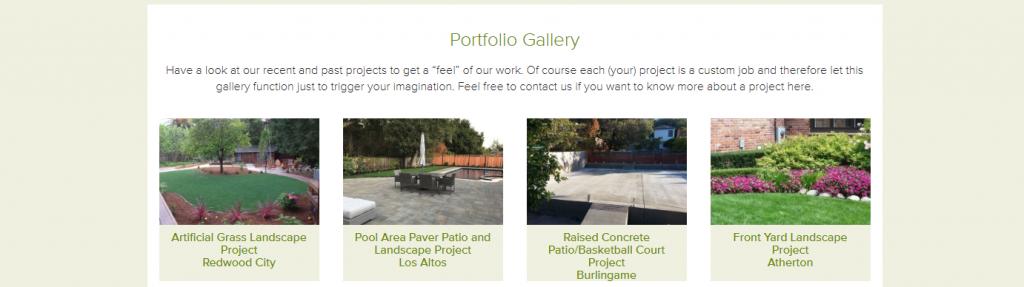 KO Websites Ideal Landscape Photo Gallery
