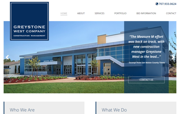 Greystone West WordPress KO Websites