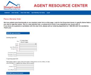 HGHW Protection Plan Order Form KO Websites